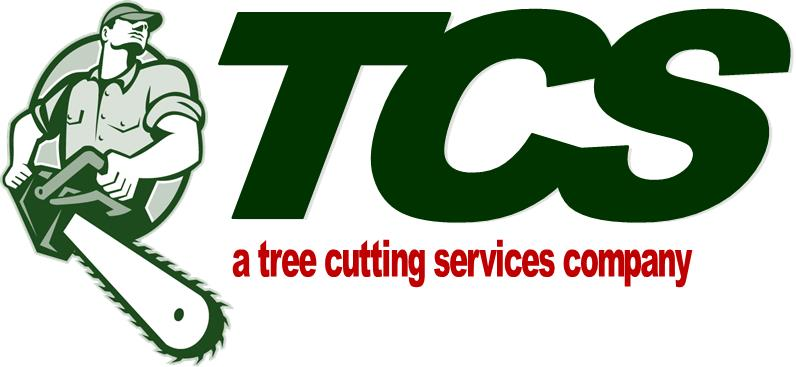 tree cutting services logo